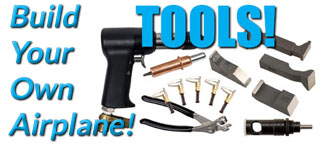 RV Aircraft tools build your own airplane