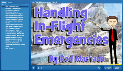 Learn how to handle inflight emergencies emergency