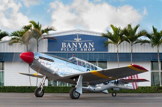 Banyan Pilot Shop, Fort Lauderdale, FL