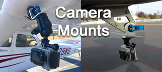 Aviation Camera Mount