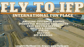 Laughlin/Bullhead International Airport