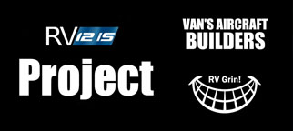 Vans aircraft rv-12is project construction