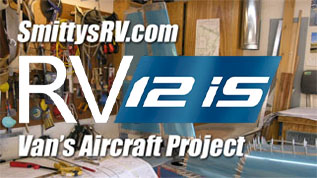 Smittys RV-12 Aircraft Project