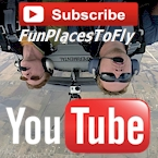 Fun in Aviation and Fun Places to Fly