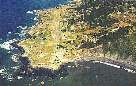 Shelter Cove ca Shelter Cove Airport