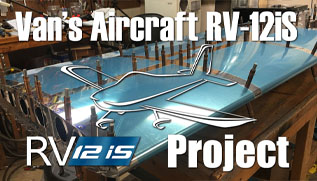 SmittysRV.com - Van's Aircraft RV-12iS Construction Project Log