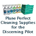 Plane Perfect offers quality cleaning products to keep your aircraft in tip-top shape so it can perform at its best.