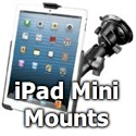 iPad Mini Mounts and Accessories.