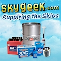 SkyGeek.com has provided the highest quality, FAA approved products for insanely low prices.