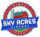 Sky Acres Airport Logo Submitted by Steven Styles on 5/30/2013