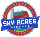 Sky Acres Airport - Large Logo Submitted by Steven Styles on 5/30/2013