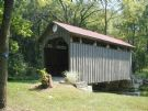 Blue Bird Covered Bridge Submitted by OH FLIER on 9/30/2005