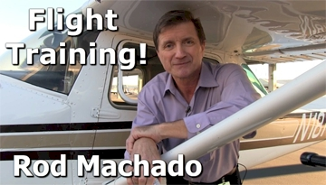 Rod Machado Pilot Flight Training